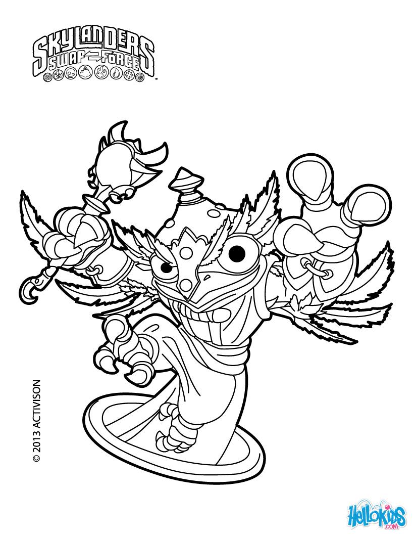 Swap coloring #10, Download drawings