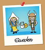 Sweden clipart #15, Download drawings