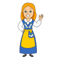 Sweden clipart #10, Download drawings