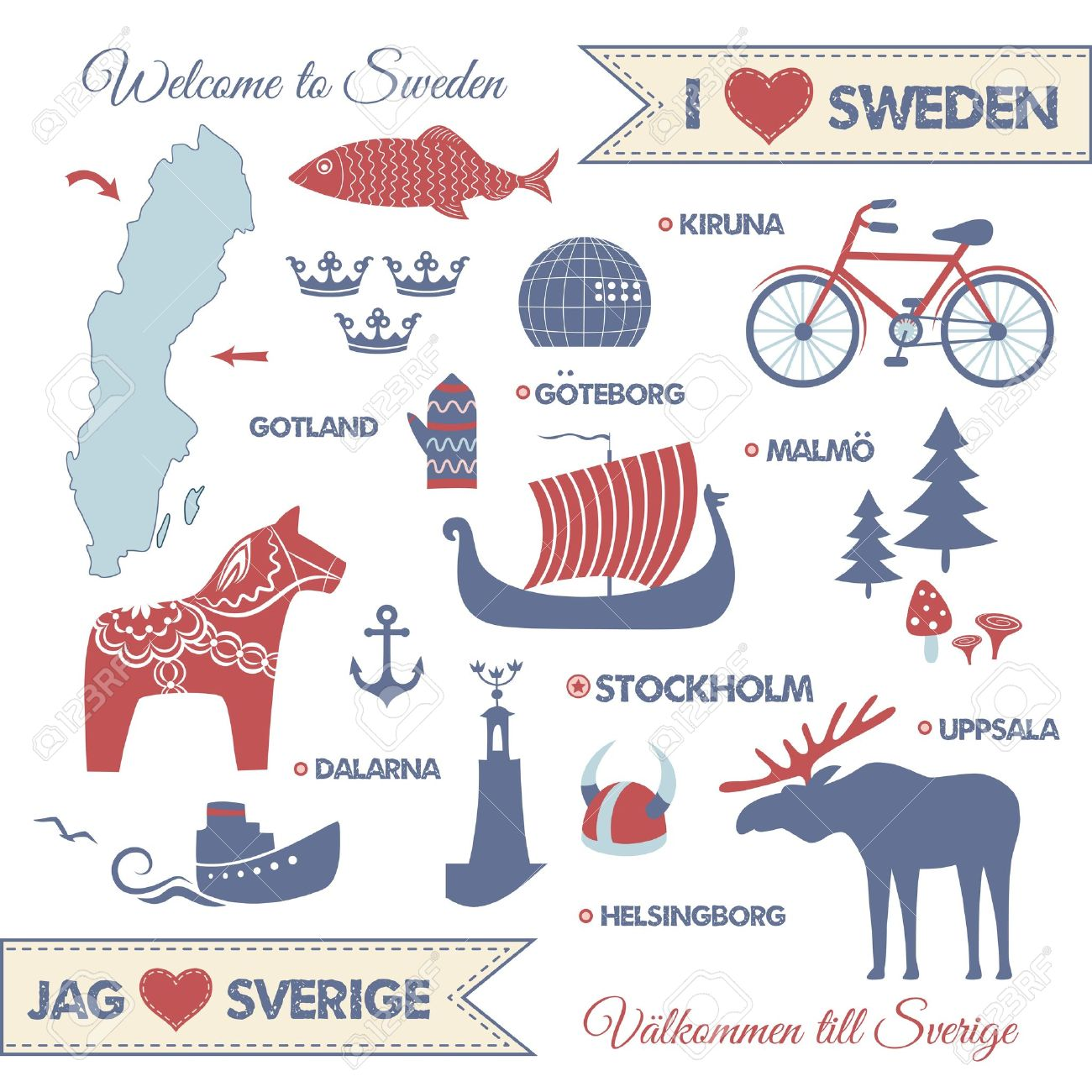 Sweden clipart #11, Download drawings