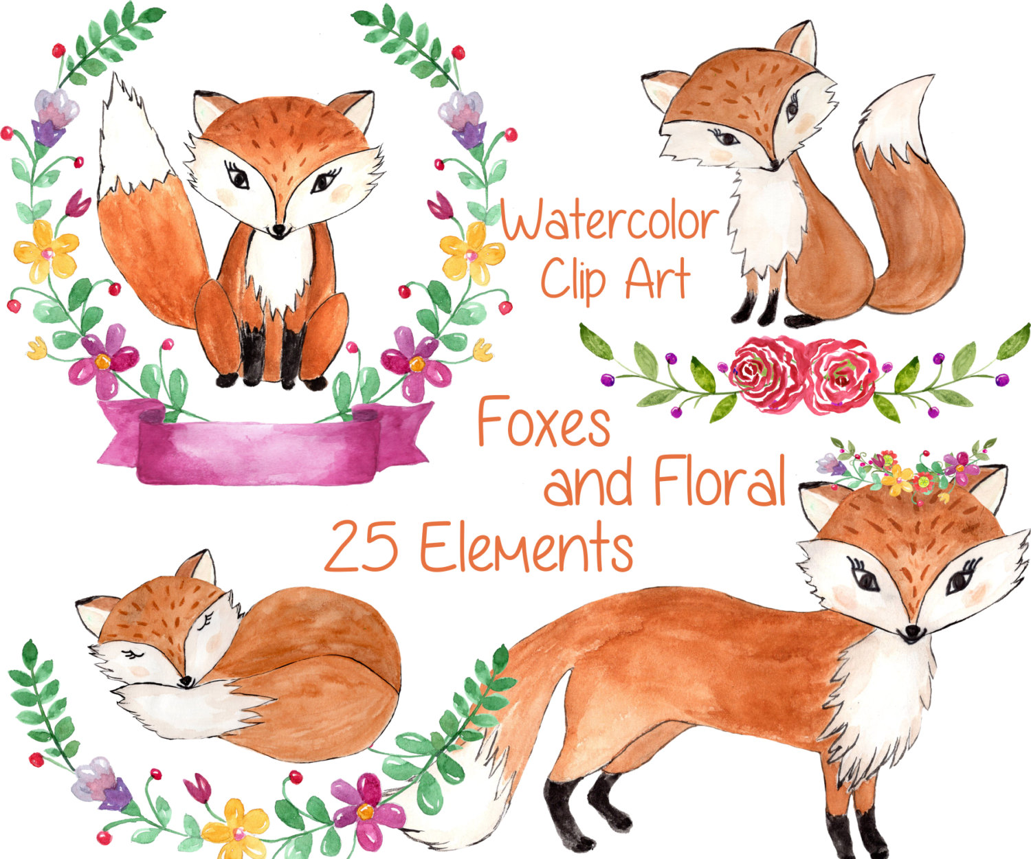 Swift Fox clipart #7, Download drawings