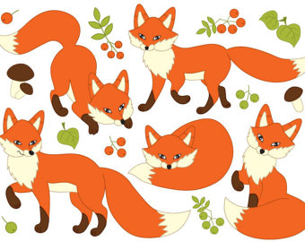 Swift Fox clipart #5, Download drawings