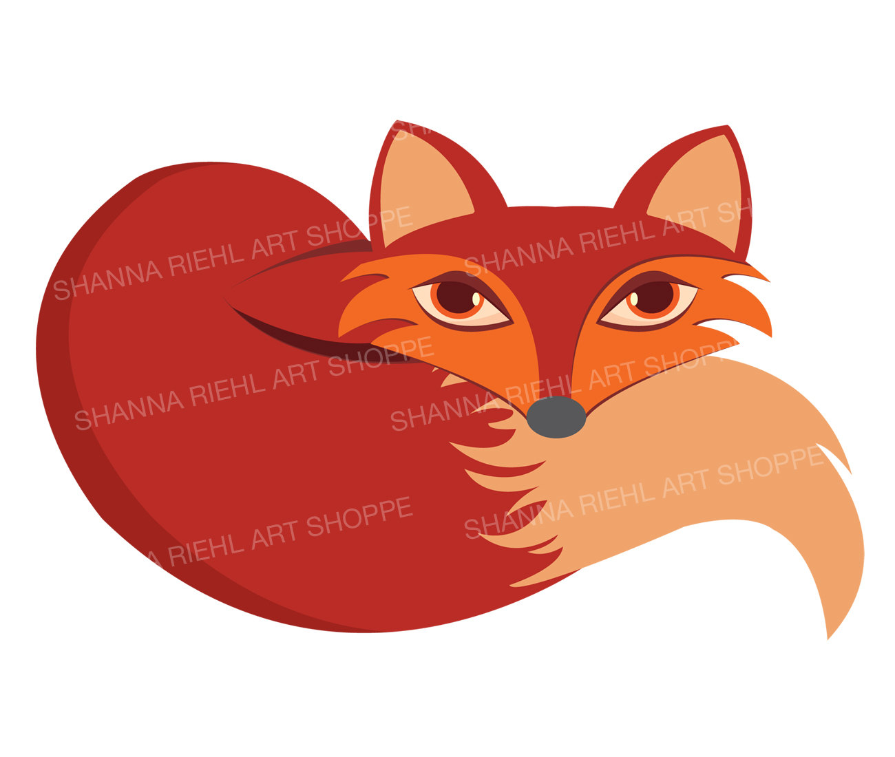 Swift Fox clipart #2, Download drawings