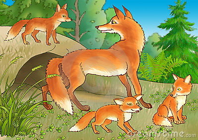 Swift Fox clipart #19, Download drawings