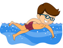 Swimming clipart #19, Download drawings