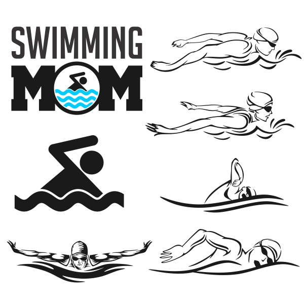Swimming svg #1023, Download drawings