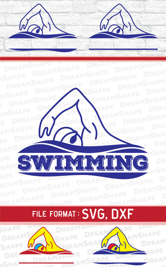 Swimming svg #3, Download drawings