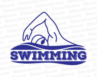 Swimming svg #8, Download drawings
