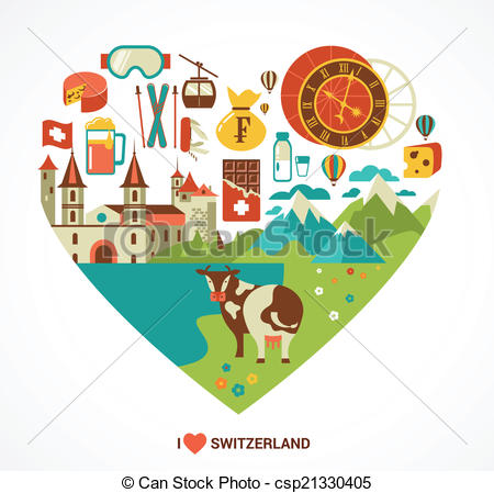 Switzerland clipart #9, Download drawings