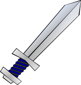 Sword clipart #2, Download drawings