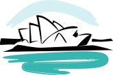 Sydney Opera House clipart #20, Download drawings