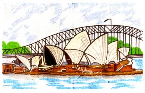 Sydney clipart #9, Download drawings