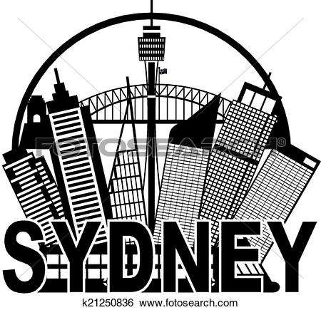 Sydney clipart #3, Download drawings