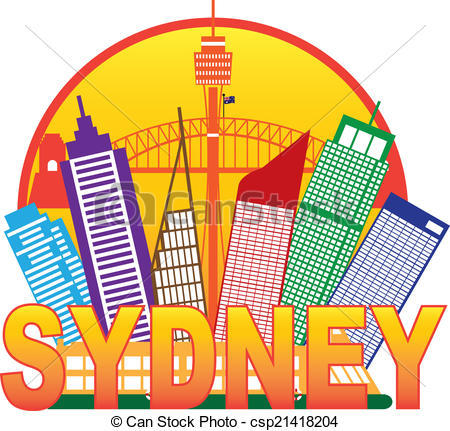 Sydney clipart #13, Download drawings