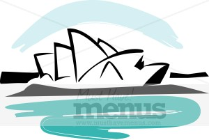 Sydney clipart #2, Download drawings
