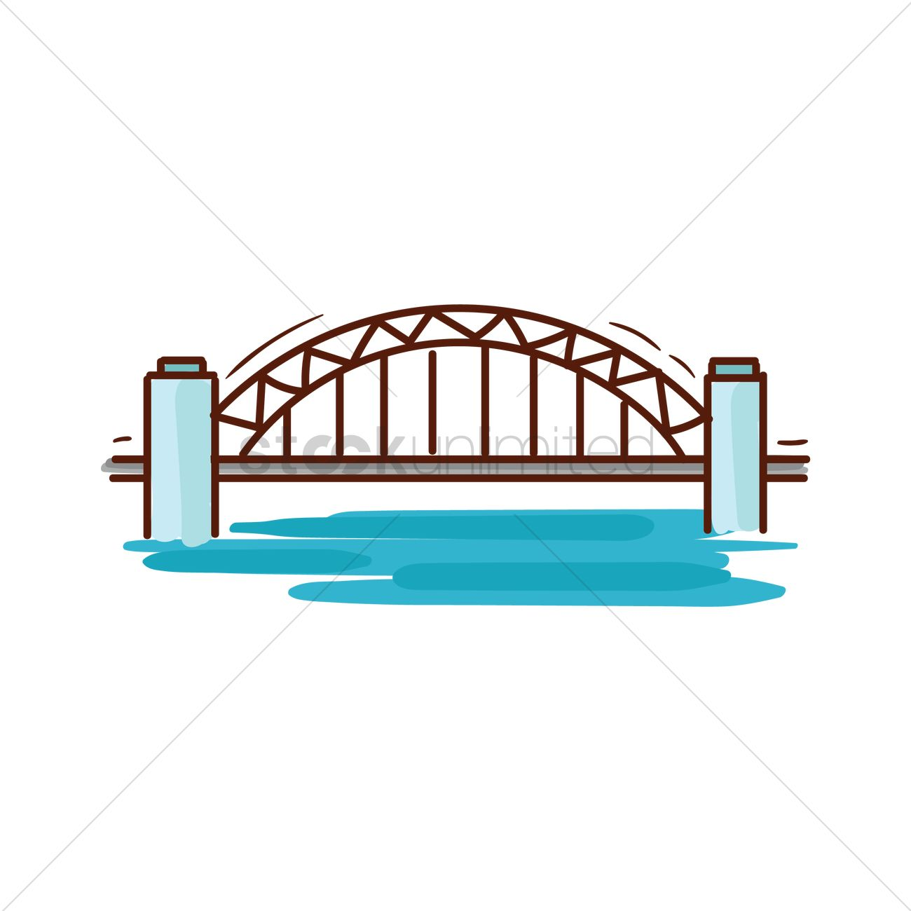 Sydney Harbour Bridge svg #11, Download drawings
