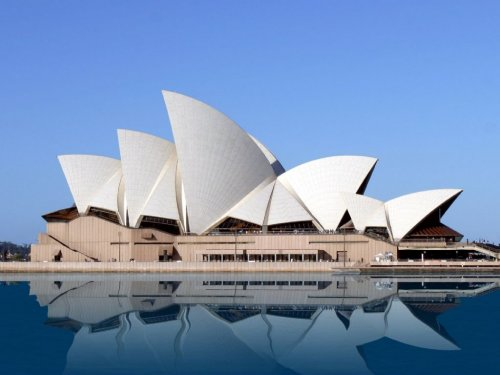 Sydney Opera House clipart #3, Download drawings