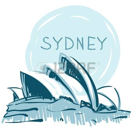 Sydney Opera House clipart #11, Download drawings