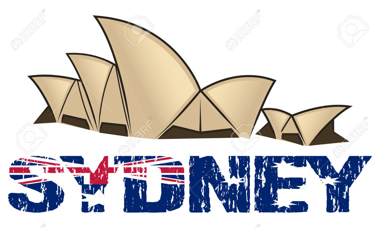 Sydney Opera House clipart #14, Download drawings