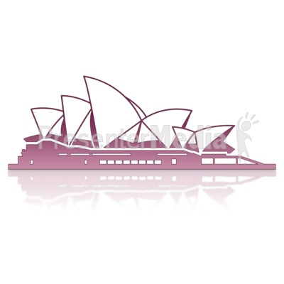 Sydney Opera House clipart #12, Download drawings