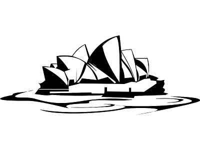 Sydney Opera House clipart #8, Download drawings