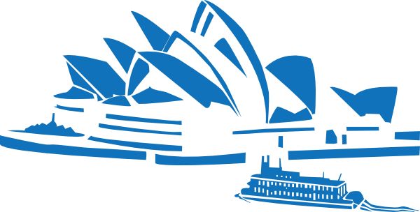 Sydney Opera House clipart #5, Download drawings