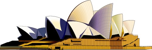 Sydney Opera House clipart #9, Download drawings