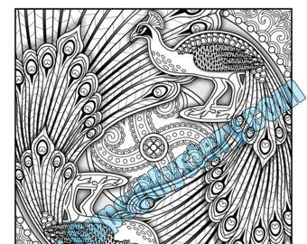 Sylvan coloring #8, Download drawings