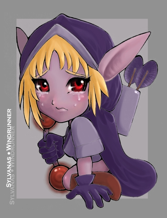 Sylvanas Windrunner clipart #3, Download drawings