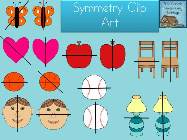 Symmetry clipart #1, Download drawings