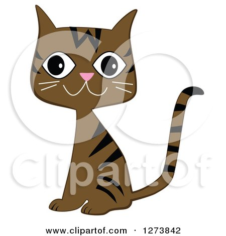 Tabby Cat clipart #11, Download drawings