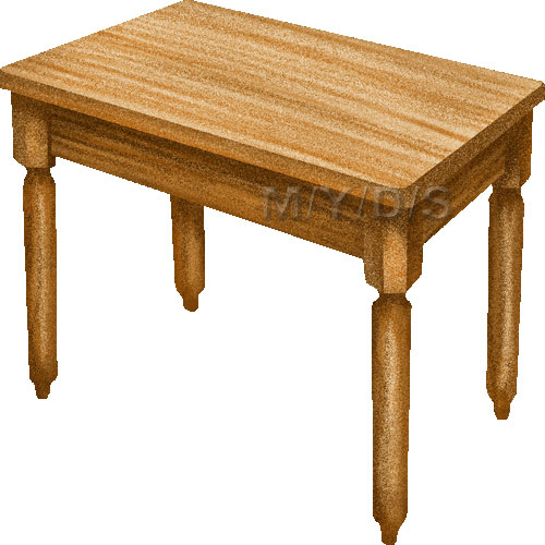 Table clipart #9, Download drawings