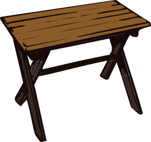 Table clipart #13, Download drawings