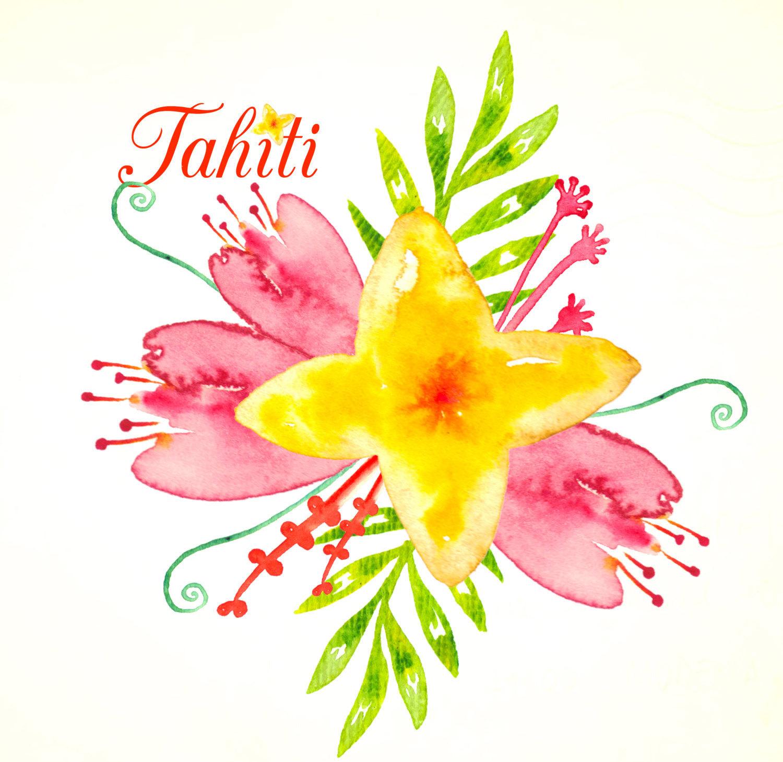 Tahiti clipart #16, Download drawings