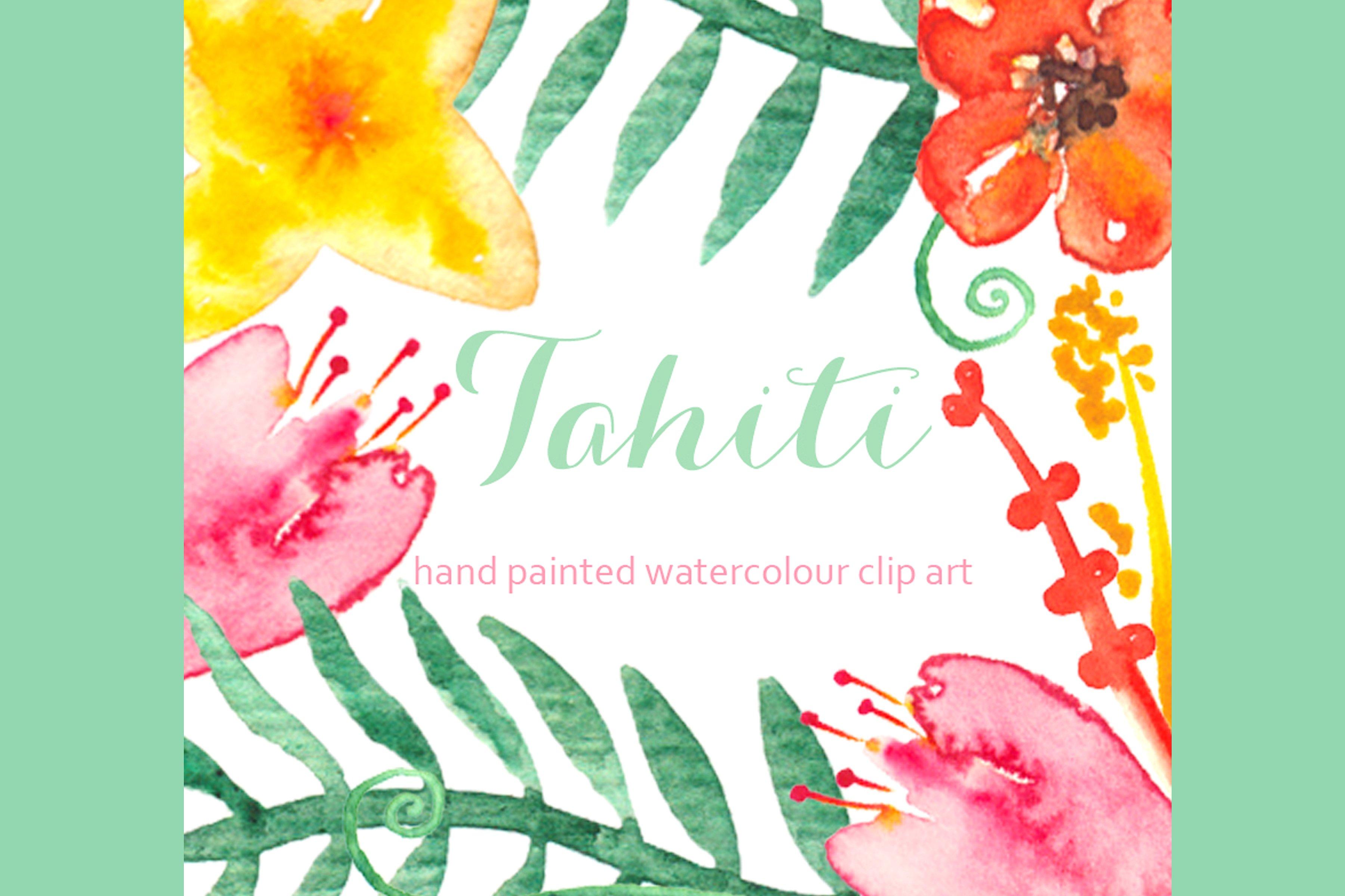 Tahiti clipart #4, Download drawings