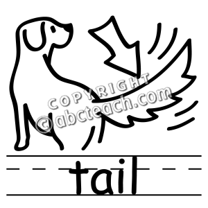 Tail clipart #12, Download drawings