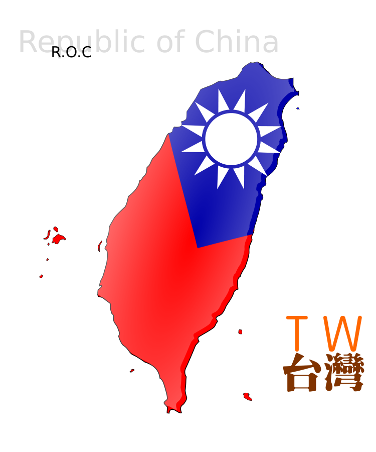 Taiwan svg #9, Download drawings