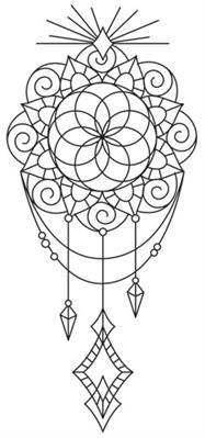 Talisman coloring #4, Download drawings