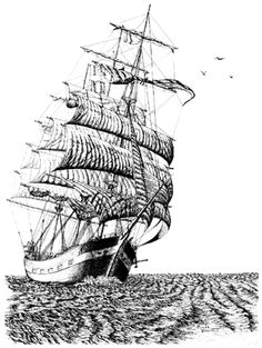 Tall Ship clipart #2, Download drawings