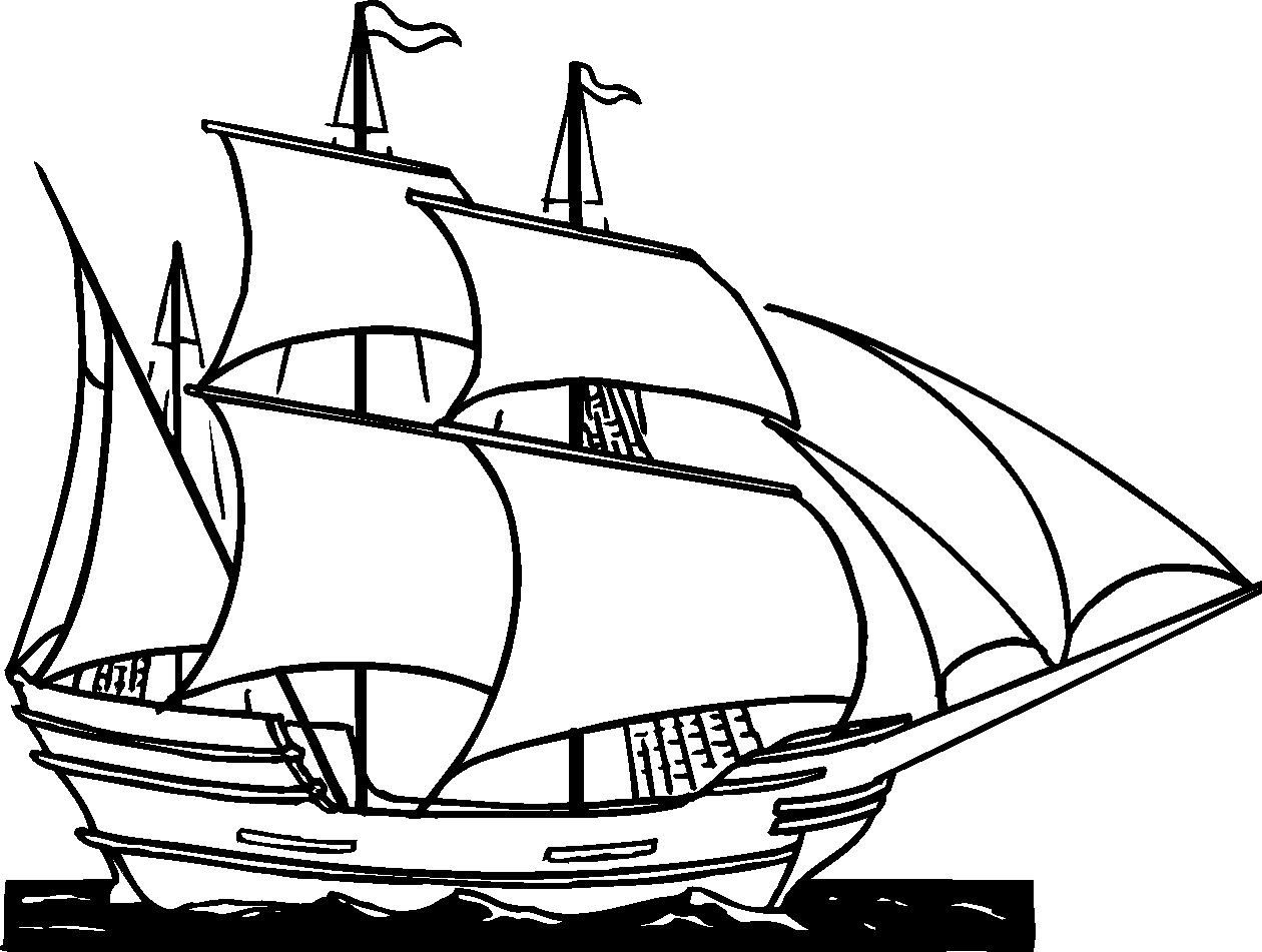 Tall Ship coloring #7, Download drawings