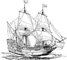 Tall Ship coloring #1, Download drawings