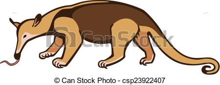 Tamandua clipart #12, Download drawings