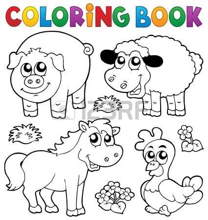 Tame coloring #6, Download drawings