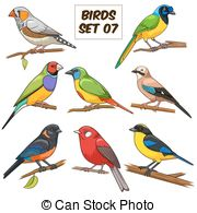 Tanager clipart #18, Download drawings