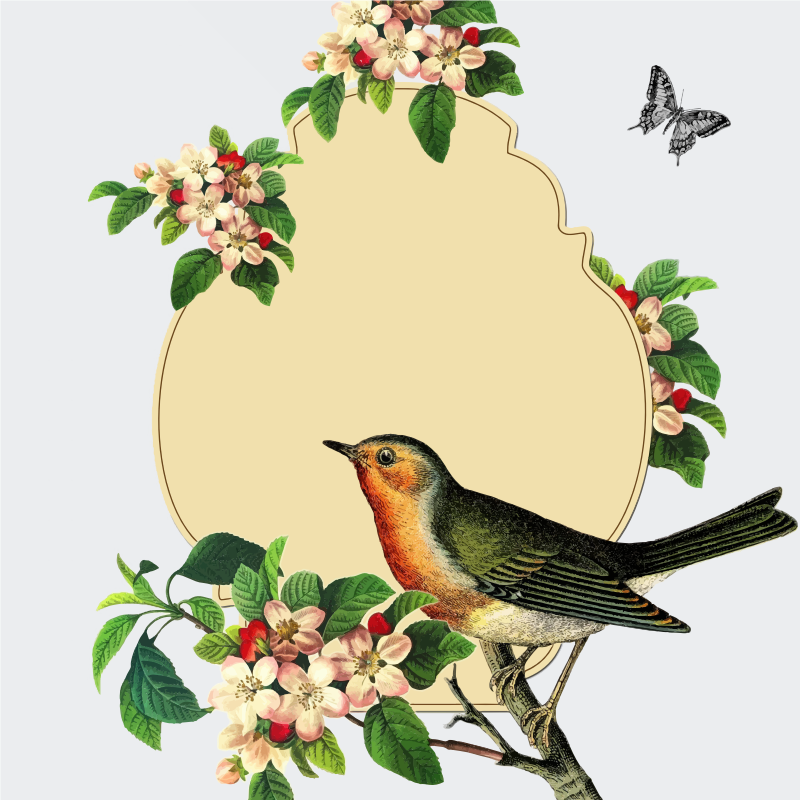 Tanager svg #4, Download drawings