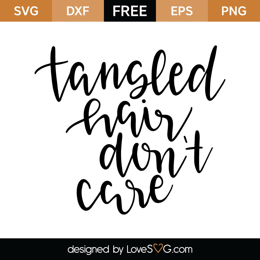 Tangled svg #6, Download drawings