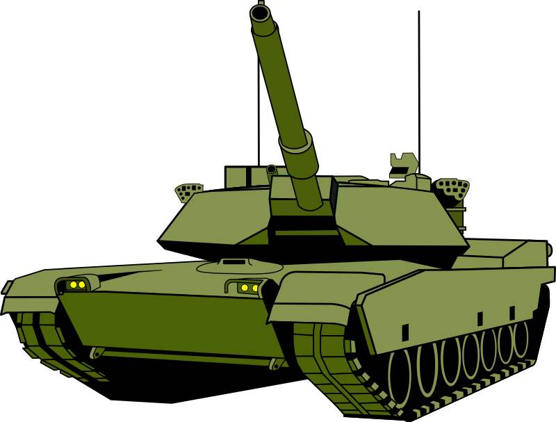 Tank clipart #20, Download drawings