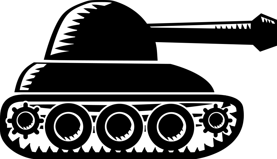 Tank clipart #13, Download drawings
