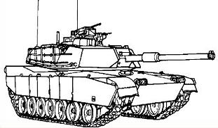 Tank clipart #9, Download drawings