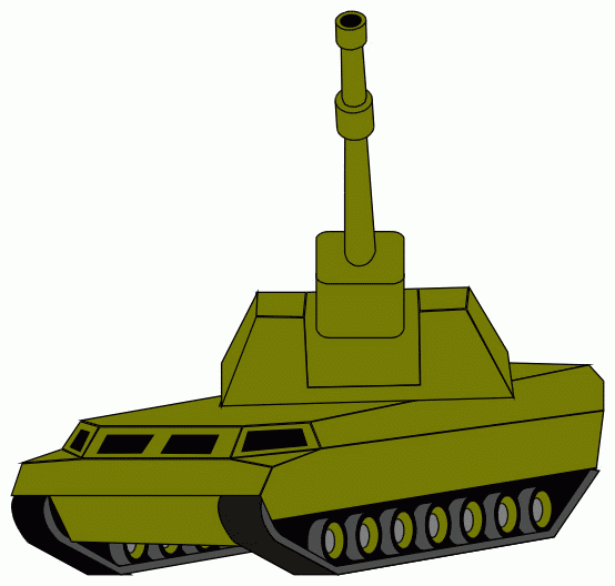 Tank clipart #3, Download drawings